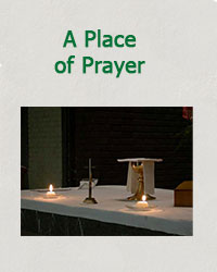 A Place of Prayer