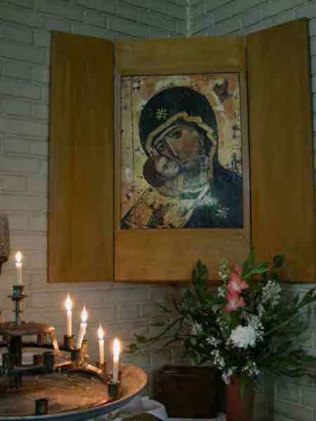Our Lady of Vladamir